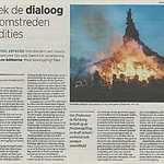 Opinieartikel in Trouw